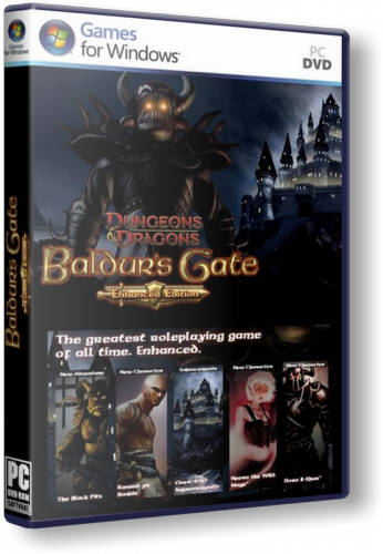 Baldur's Gate 2: Enhanced Edition (2013) PC | RePack от xatab