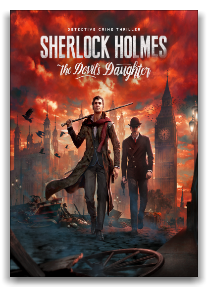 Sherlock Holmes: The Devil's Daughter (Frogwares) (RUS|ENG|UKR) [RePack] by xatab