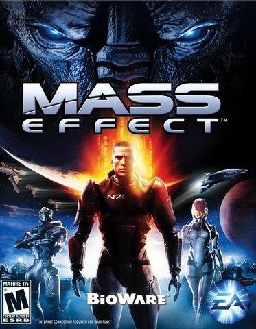 Mass Effect  (2008) PC | RePack by xatab