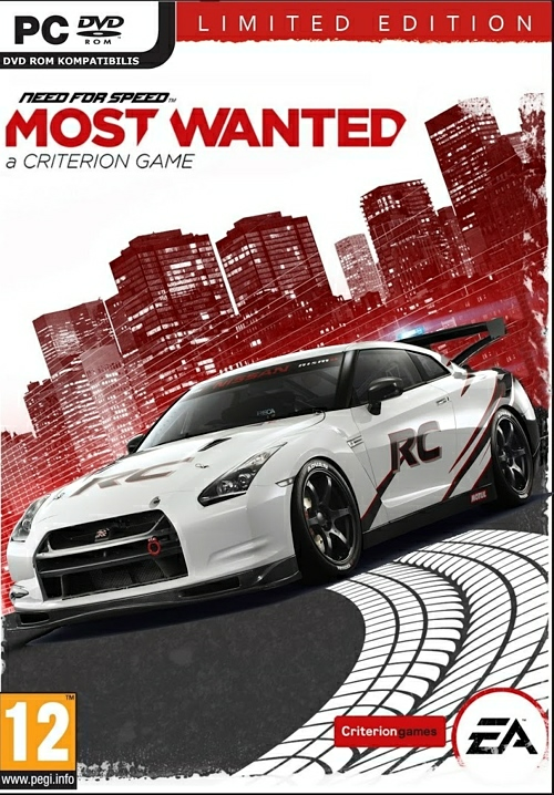 Need for Speed: Most Wanted 2012 (2012) PC | RePack от