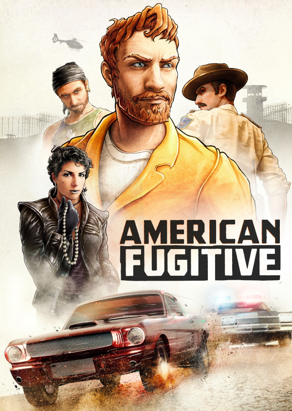 American Fugitive (2019) PC | Лицензия