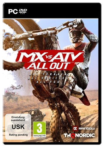 MX vs ATV: All Out [v 2.9.6 Hotfix + DLCs] (2018) PC | RePack от xatab