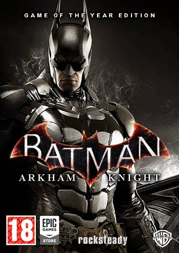 Batman: Arkham Knight - Game of the Year Edition (2015) PC | RePack от