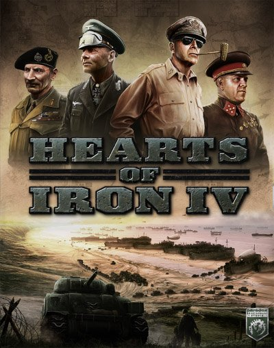 Hearts of Iron IV La Resistance [v 1.10.1 + DLC's]