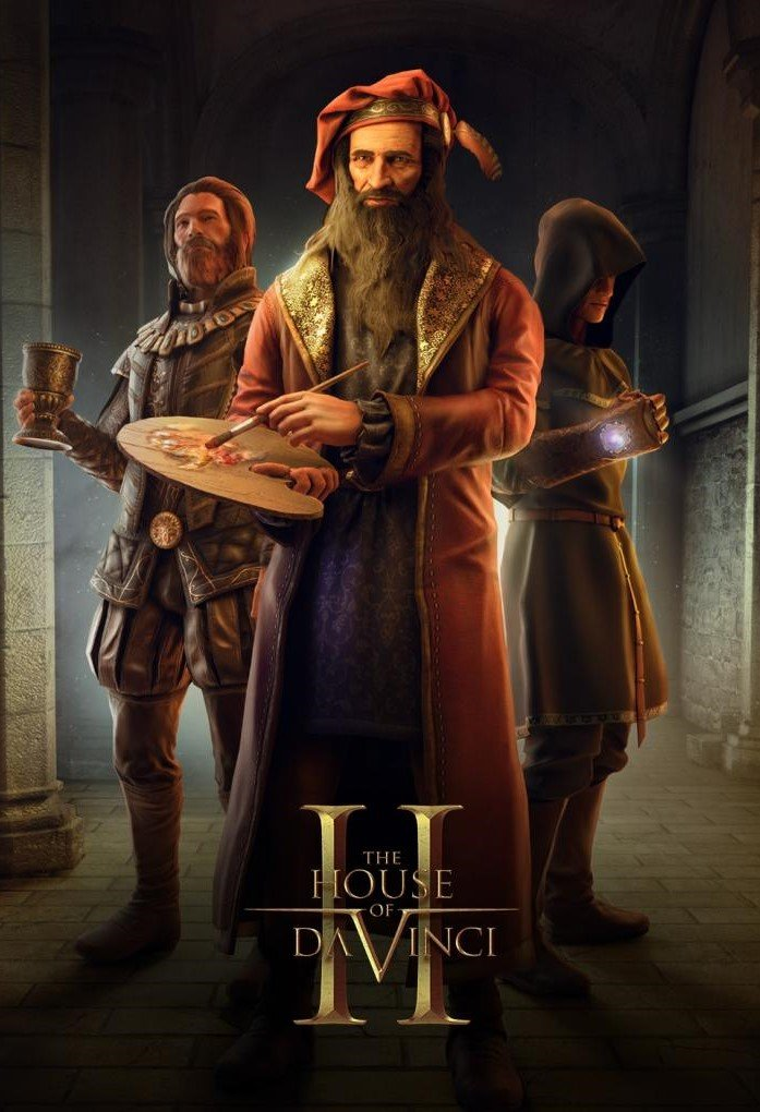 The House of Da Vinci 2 [PLAZA] (2020) PC | Лицензия